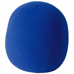 On Stage Blue Foam Microphone Windscreen Pk-1