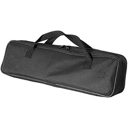On Stage Dual Pocket Drum Stick Bag with Carry Handles