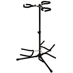On Stage Flip It Triple Guitar Stand