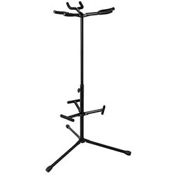 On Stage Hang It Triple Guitar Stand