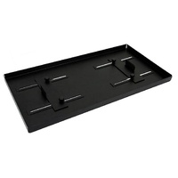 On Stage Multi-Use Utility Tray fits on any Onstage X-Style Keyboard Stand