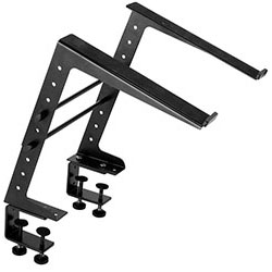 On Stage Clamp-On Multi Purpose Stand with Shelf