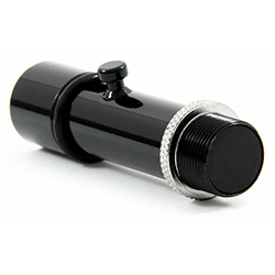 On Stage Quik-Release Push Button Mic Adaptor in Black