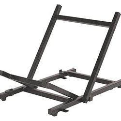 On Stage Folding Tiltback Amp Stand for Small Amps
