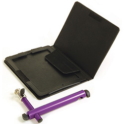 On Stage iPad Mounting System with Folio Case
