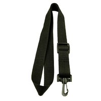 Perris Poly Pro Saxophone Strap in Black