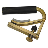 Shubb C9B Ukulele Capo in Plain Brass