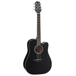 Takamine D2 Series Dreadnought AC/EL Guitar with Cutaway