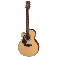 Takamine D2 Series Left Handed NEX AC/EL Guitar with Cutaway