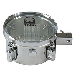 "Toca Metal Minis Series 6"" Timbale Effects Snare Drum"
