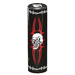 "Toca Graphix Tube Series Shaker 6"" Reaper Design"