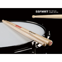 Wincent Maple Round Wood Tip 55F Drum Sticks