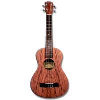 Kealoha YH-Series Soprano Ukulele with Bubinga Top in Natural Matt Finish