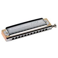 Hohner Super Chromonica 270 Deluxe Chromatic Harmonica in the Key of C