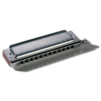Hohner Toots Hard Bopper Chromatic Harmonica in the Key of C