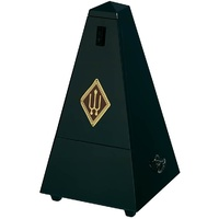 Wittner System Maelzel Series 810 Metronome in High Gloss Black Finish