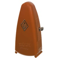 Wittner Taktell Piccolo Series Metronome in Mahogany Brown Colour