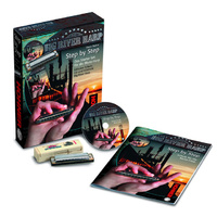 Hohner Step By Step Blues Harmonica Set