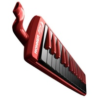 Hohner 32-Key Fire Melodica with Hardcase