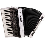 Hohner Bravo III 96 Bass Chromatic Accordion