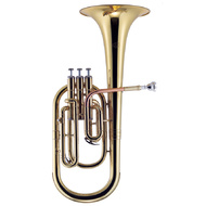 J.Michael AH500 Alto Horn (Eb) in Clear Lacquer Finish
