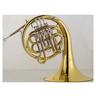 J.Michael BFH600 Baby French Horn (Bb) in Clear Lacquer Finish