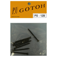 Gotoh 2.6mm x 35mm Machined Pickup Adjustment Screw (Pk-8)