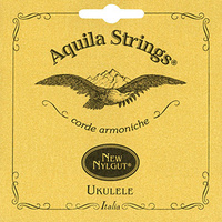 Aquila New Nylgut High-G Baritone Ukulele String Set