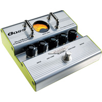 Ashdown Dual Band Compression Pedal For Bass with True Bypass Switching