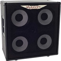 Ashdown Rootmaster Bass Speaker Cabinet with Tweeter 600W 4x10""