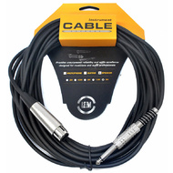 "Leem 30ft Speaker Cable (1/4"" Straight TS - XLR Female)"