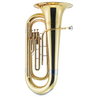 J.Michael TU2000 Tuba (Bb) in Clear Lacquer Finish