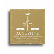 Augustine Imperial Red Strings - High Tension Trebles / Medium Tension Basses