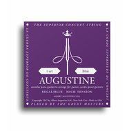 Augustine Regal Blue Strings - Extra High Tension Trebles / High Tension Basses