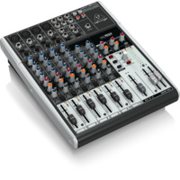 Behringer Xenyx 1204USB Premium 12-Input, 2/2-Bus Mixer with USB/Audio Interface
