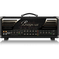Bugera 3-Channel, 120W Tube Guitar Amplifier Head with Reverb