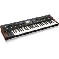 Behringer Deepmind 12 True Analog 12-Voice Polyphonic Synthesizer with 4 FX Engines