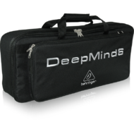 Behringer Deluxe Water Resistant Transport Bag for Deepmind-6
