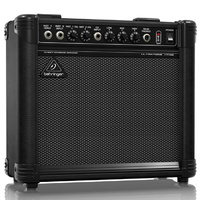 "Behringer Ultratone KT108 Ultra-Compact 15W Keyboard Amplifier with Original 8"" Bugera Speaker"