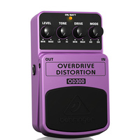 Behringer OD300 Dual-Mode Overdrive/Distortion Effects Pedal