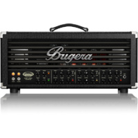 Bugera 3-Channel, 100W Tube Guitar Amplifier Head with Reverb