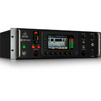 Behringer X32 Digital Rack Mixer 40-Input, 25-Bus, 16 Programmable MIDAS Preamps & iPad/iPhone* Remote Control