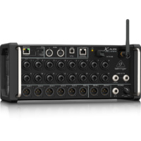 Behringer X-Air XR18 Digital Mixer for iPad/Android Tablets, 18-Channel, 12-Bus with 16 Programmable MIDAS Preamps