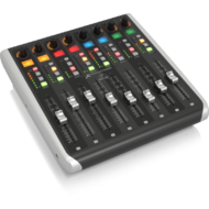 Behringer X-Touch Extender with 8 Touch-Sensitive Motor Faders & Ethernet/USB Interfaces