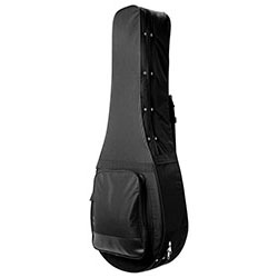 On Stage Poly Foam Banjo Case with Heavy Duty Nylon Exterior