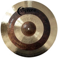 "Bosphorus Antique Series 18"" Thin Crash Cymbal"
