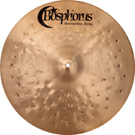 "Bosphorus Syncopation Series Fully Lathed 20"" Crash Cymbal"