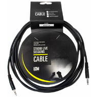 Leem 10ft Interconnect Cable (3.5mm Straight TRS - 3.5mm Straight TRS)