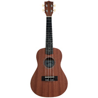 Kealoha BU-Series Tenor Ukulele in Natural Matt Finish