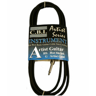 C.B.I. Cables Artist Series 10ft Instrument Cable